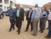بالفيديو.. محافظ جنوب سيناء: نواجه الإرهاب بالعمل والإنجازات