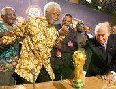 تايمز الإنجليزية: المغرب هى من فازت بتنظيم كأس العالم 2010 رسميًا
