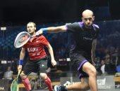 مروان الشوربجى يتأهل لنصف نهائى بطولة الصين المفتوحة للاسكواش
