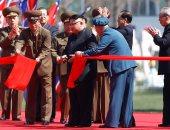 المحلق العسكرى لكوريا الشمالية: جيش مصر قادر على إحلال السلام بالمنطقة