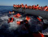شئون اللاجئين: 3آلاف شخص لقوا مصرعهم أو فقدوا فى البحر  خلال الهجرة لأوروبا