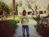 """عبد الرحمن عمره 15 عاما """"بدون يدين"""".. ويطالب الصحة بتوفير أطراف صناعية"""