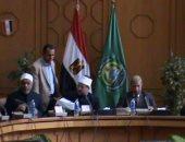 محافظ الإسماعيلية يستقبل وزير الأوقاف قبل افتتاح مسجد بالقصاصين الجديدة