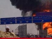 """الطب الشرعى لـ""""النيابة"""": تفحم جثمان قتيل حريق خط بوتاجاز التجمع الخامس"""
