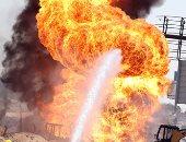 وزارة الصحة تعلن وفاة حالة من مصابى انفجار خط بوتاجاز التجمع الخامس