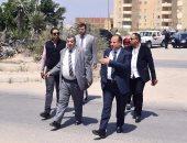 محافظ الإسكندرية يوجه الجهات التنفيذية بالمتابعة المستمرة لكافة شكاوى المواطنين