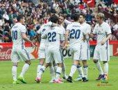 شاهد.. هدف خارق من إيسكو فى تعادل ريال مدريد وخيخون بالشوط الأول