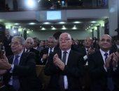 بالصور.. حلمى النمنم من الكنيسة الإنجيلية: الشعب المصرى قوى بوحدته