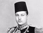 شاهد.. لقطات نادرة من الاحتفال الملكى لزواج الملك فاروق والملكة فريدة