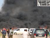 """ارتفاع حصيلة هجوم""""داعش"""" على مخيم لاجئين على حدود سوريا لـ 32 قتيلا"""