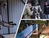 """""""الروبوتات القاتلة"""" تكنولوجيا تهدد العالم.. روسيا تدرب الروبوتات على حمل السلاح وإطلاق النار بدلا من الجنود.. والشرطة الأمريكية تستخدمها لقتل المسلحين وتفكيك السيارات المفخخة.. وتخوفات من سيطرة الآلة على البشر"""