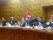 مساعد وزير العدل يقيّم مفتشي المطالبات القضائية فنيا
