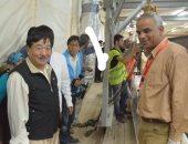 رئيس البعثة اليابانية: استخراج مركب خوفو هدية من اليابان لمصر العظيمة