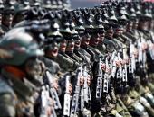 مؤسسة أبحاث أمريكية تؤكد تدريب قوات ومركبات كورية شمالية على عرض عسكرى ضخم