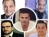 حلمى بكر وتامر حسين وهانى عبد الكريم يتحدثون عن الهضبة.. اقرأ التفاصيل