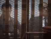 بدء محاكمة علاء وجمال مبارك وآخرين فى قضية التلاعب بالبورصة