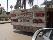 سقوط عصابة سرقة حمولات السيارات النقل بأطفيح