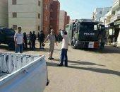 ضبط 10 أشخاص بحوزتهم أسلحة نارية فى حملة أمنية بقنا