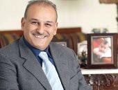 """جمال سليمان يصور """"أفراح إبليس"""" فى إحدى المكاتب بمدينة 6 أكتوبر"""
