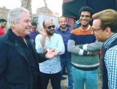 """منتج مسلسل """"السر"""" لحسين فهمى يحسم قرار عرضه خلال أيام"""