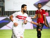 الزمالك يهاجم المصرى بأيمن حفنى وباسم مرسى
