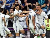 بطولات ريال مدريد = 4 أضعاف أندية نصف نهائى دوري أبطال أوروبا