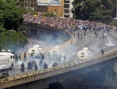 المعارضة الفنزويلية تدعو إلى مسيرات جديدة ضد الرئيس مادورو أول مايو
