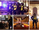 نار الإرهاب تشعل شارع الشانزليزيه بباريس مرتين فى 60 دقيقة