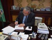 رئيس مركز مطاى بالمنيا يوجه بالاهتمام بأعمال النظافة العامة والإنارة