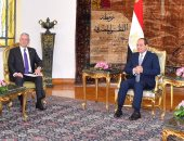 وزير الدفاع الأمريكى يؤكد للرئيس السيسى قوة التعاون العسكرى مع مصر