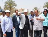 الإسماعيلية ترفع درجة الاستعداد لاحتفالات تحرير سيناء