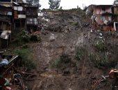 فقدان نحو 100 شخص فى الصين بسبب انهيار أرضى