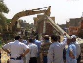 شركة الصرف الصحى بالقاهرة تسترد 2500 متر أرض بعد التعدى عليها