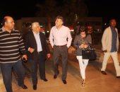 سفير دولة بيرو يتفقد مسجد الصحابة خلال زيارتة لمدينة شرم الشيخ