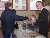 التصويت فى انتخابات الرئاسة الفرنسية بأقاليم ما وراء البحار