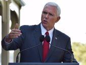 """نائب الرئيس الأمريكى يخالف تعليمات """"ناسا"""" خلال زيارة مقرها"""