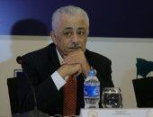 طارق شوقى يناقش رؤية مصر فى النظام التعليمى الجديد مع سفير إسبانيا بالقاهرة