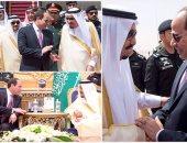 قمة بين الرئيس السيسي والملك سلمان فى الرياض
