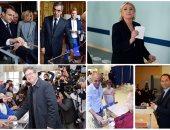 مرشحو الرئاسة الفرنسية يدلون بأصواتهم فى الجولة الأولى للانتخابات