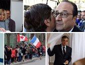 انتخابات الرئاسة الفرنسية × 100 صورة