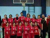 الأهلى مع هليوبوليس بدورى سيدات كرة السلة