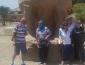 """معلومات عن """"بنى حسن الشروق"""" أحد آهم آثار مصر.. هنا انطلقت أول أولمبياد عالمية"""