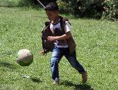 """عقوبة ينتظرها المتهم بـ""""نفخ"""" طفل لعب أمام محله بالسلام.. تعرف عليها"""