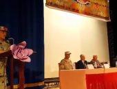 بالفيديو.. رئيس المحاربين القدماء: جئنا بورسعيد لتحقيق مطالب أهالى الشهداء والمصابين