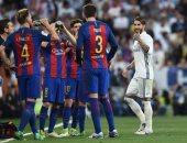 أخبار برشلونة اليوم.. البارسا يطالب بالتحقيق مع قائد ريال مدريد