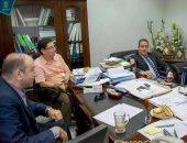 جامعة أكتوبر للعلوم توقع بروتوكولا مع وزارة الزراعة لتبادل الخبرات