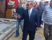 محافظة القاهرة: انتهاء إزالة عشش ترعة الطوارئ ورفع مخلفات من مسار المحور