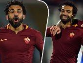 محمد صلاح بالتشكيل المثالى للجولة 33 فى الدوري الإيطالي