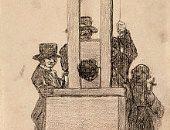أول عملية إعدام بالمقصلة.. حكاية قاطع الطريق الذى أعدم لسرقته 800 ليرة