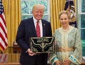 """سفيرة المغرب بواشنطن تقدم أوراق اعتمادها لـ""""ترامب"""""""
